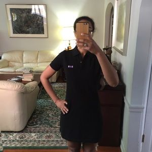 Dresses & Skirts - Black Polo Dress