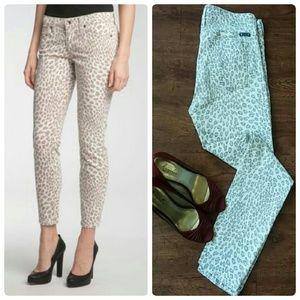 Lucky Brand Pants - Lucky Brand Charlie Capri Jean Skinnies Sz 6 / 28