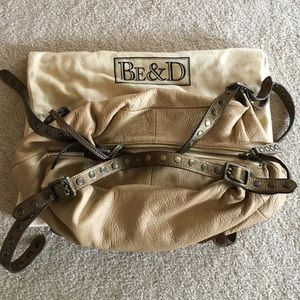 Be & D Handbags - Be&D Studded Purse