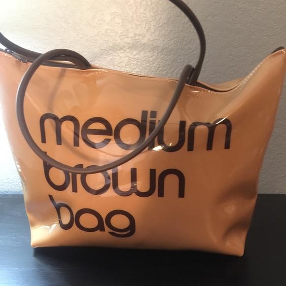 44c90232c5 Bags | Medium Brown Bag Bloomingdales | Poshmark