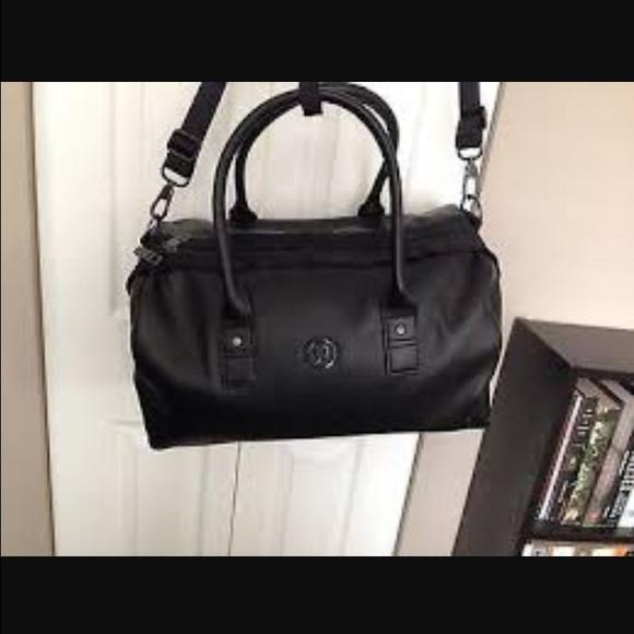 50ea1ca26f26 lululemon athletica Handbags - Lululemon Om The Day Leather Duffel Gym bag