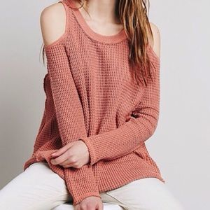 FREE PEOPLE SUNSET SWEATER