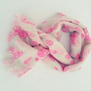 Accessories - Skull Scarf for Spring/Summer