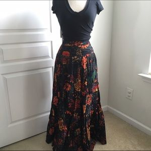 FRENCH CONNECTION MAXI SKIRT