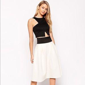 NWT! Asos Midi Skirt
