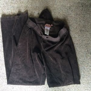 Juicy Couture Pants - Cocoa brown juicy sweat pants