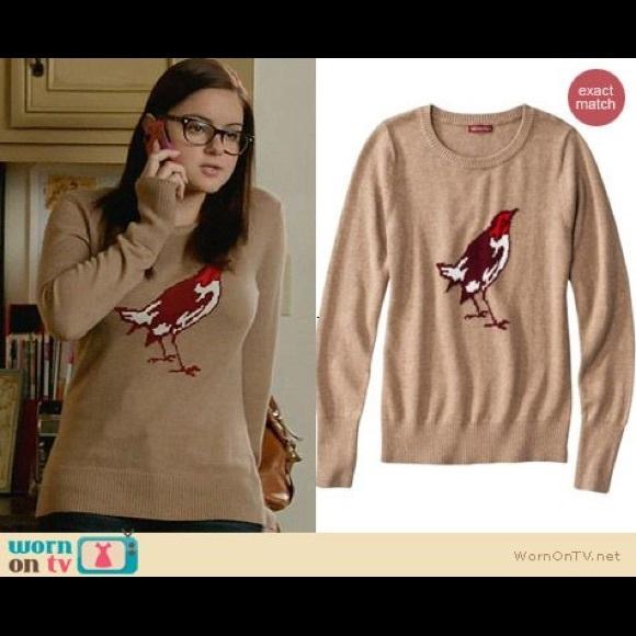 749bfae0c562 Target Merona Women s Bird Sweater. M 572bafb036d59486d500a4bc