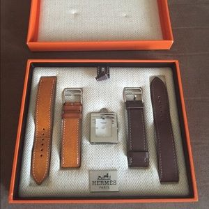 Hermes Accessories - Hermés Two-In-One Watch