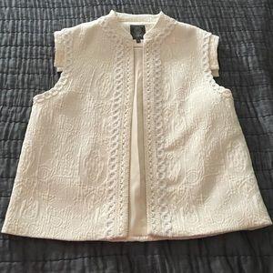 Other - Vince Camuto Short Sleeve Vest