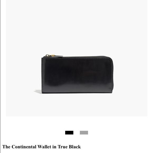 c76ea3ed91 Madewell Handbags - Madewell Continental Wallet