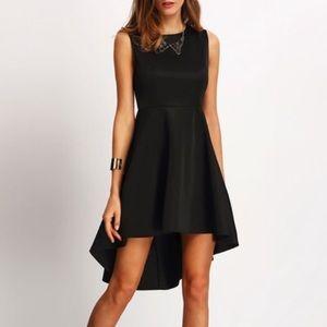 Dresses & Skirts - Black High-Low Dress LBD