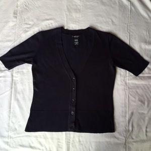 New York & Company lightweight V-neck cardigan