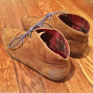 Shoes - Sundance suede booties