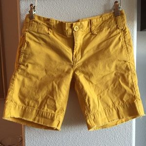 Pants - G1 Paper Twill Casual Shorts