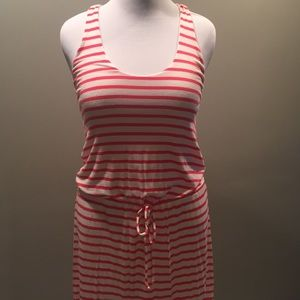SALE NWOT Rachel Pally Striped Racerback dress