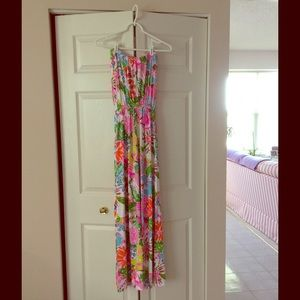 Lilly Pulitzer for Target Maxi Dress. Small. NWT