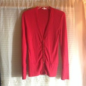 Zenana Outfitters Sweaters - 👚 Zenana Outfitters Red Sweater