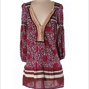 Free people mini dress tunic
