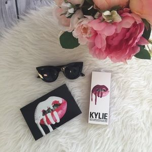Kylie Cosmetics Other - Kylie Lip Kit in Posie K