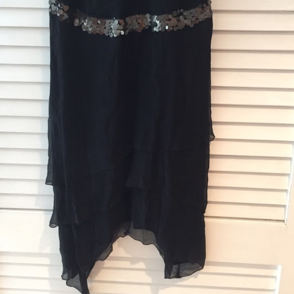 Black Sequin Cocktail Dress Sale 27