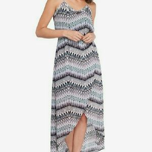 Mango tribal maxi dress