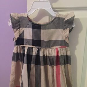 baby 2 year old clothing, burberry and baby dior