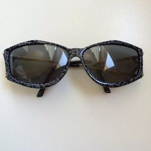 Vintage Paloma Picasso sunglasses made in Germany