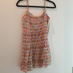 Socialite beach dress cotton size s