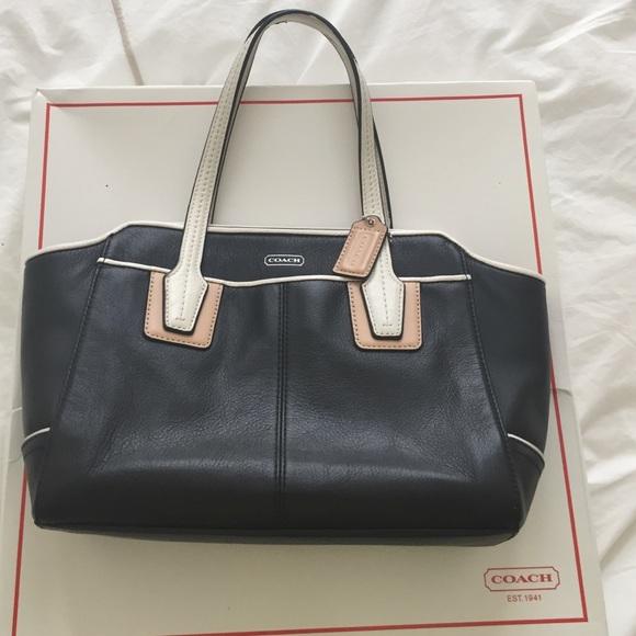 70 Off Coach Handbags 🎉sold Coach Mini Tote Bag