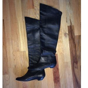 Steven by Steve Madden Shoes - Steve Madden Thigh high boot