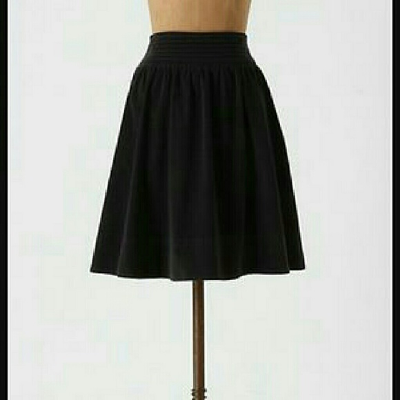 Blue Corduroy Skirt 105