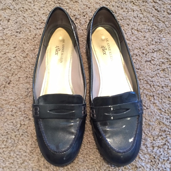 0ce55decec8 Anne Klein Shoes - iflex Patent Loafer