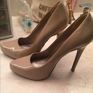 Rachel Roy Nude 5inch heels