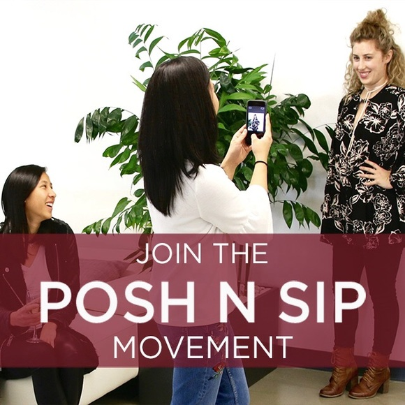 Posh N Sip - Join The Movement! #5