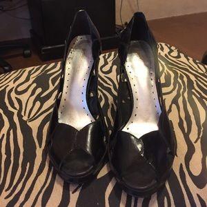 BCBGirls black heels
