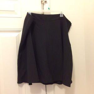 Like New Lane Bryant Aline Skirt 18 20