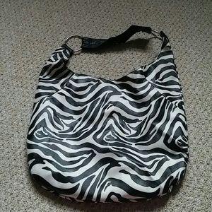 Handbags - Zebra hobo bag