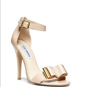 "Steve Madden React Nude ""Fawn"" Patent"