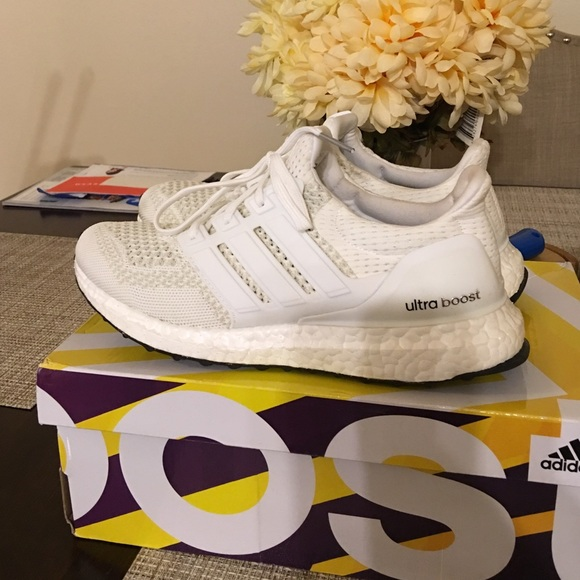adidas ultra boost kids yellow