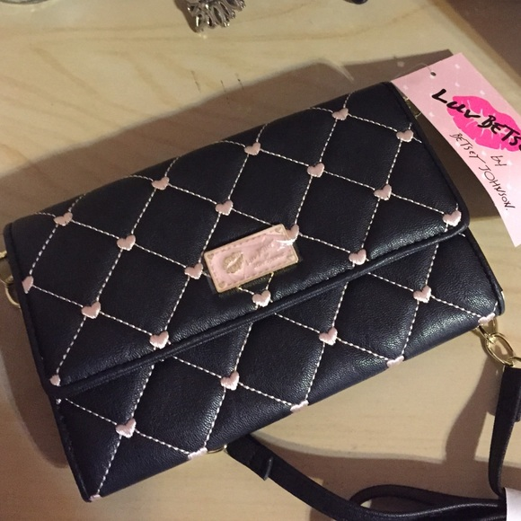 Betsey Johnson Handbags - Betsey Johnson wallet NWT🎀SALE
