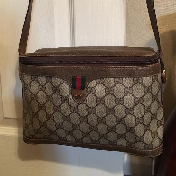 06a73988c Gucci Bags   Vintage Messenger Cross Body Bag   Poshmark