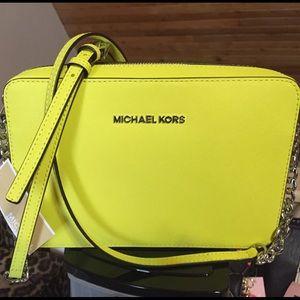 Michael Kors Bags - Yellow Michael Kors