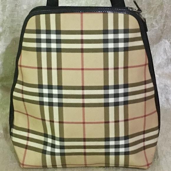 f2cb158115c4 Burberry Handbags - Authentic Burberry! Backpack