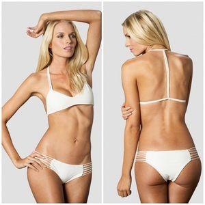 {mikoh} uluwatu bikini top