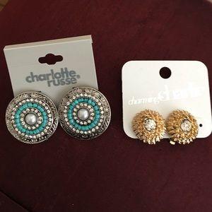 Jewelry - 2 pairs of beautiful earrings
