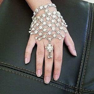 Jewelry - Sale wss $20  Silver bracelet