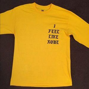 Tops - I Feel Like Kobe Tee