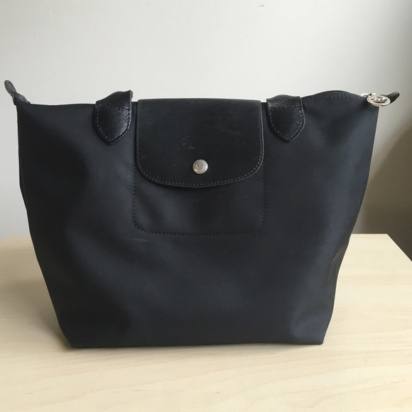 Vintage Small Longchamp Le Pliage (Made in France)