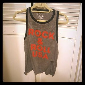 Chaser rock n roll tank