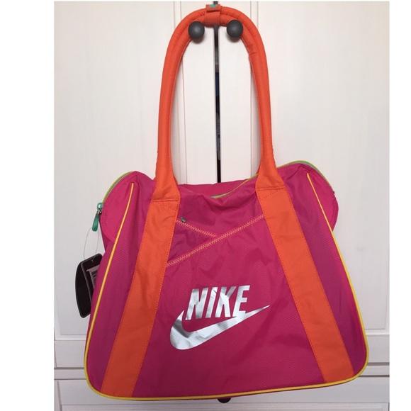 b1a541d85e93 RARE NWT NIKE Solar Tote Bag  Gym Bag
